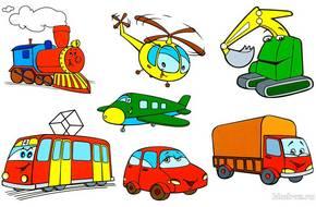 Загадки про транспорт для детей с ответами