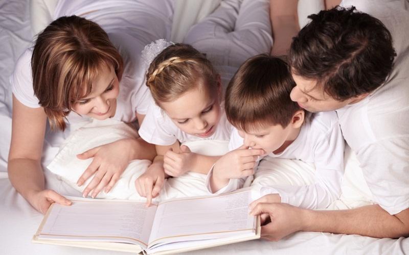 Что почитать ребенку 3-4 лет?